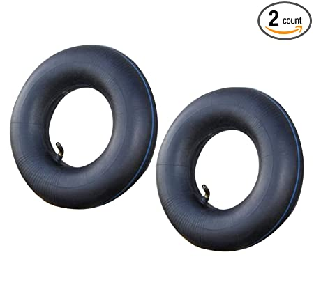 Review Fatboy Mini BMX 10 inch Inner Tubes (Set of 2; Black)