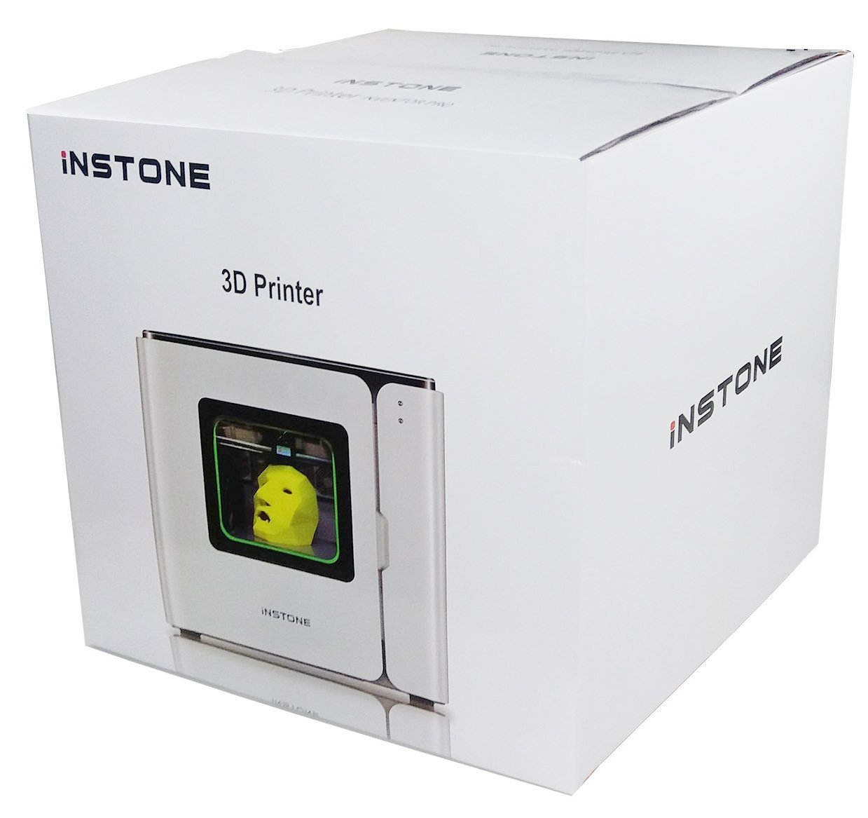 Instone Impresora 3D 3,5 Pulgadas Pantalla Táctil Tamaño 17.36 ...