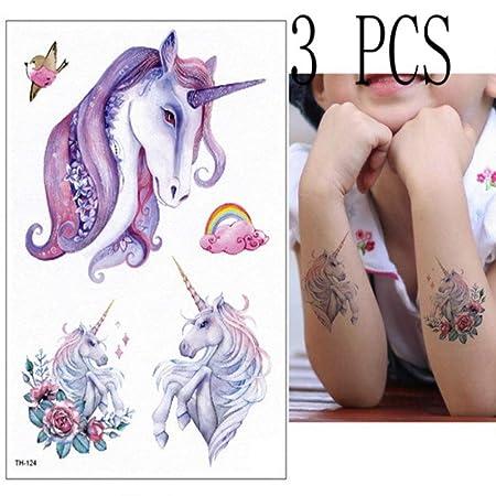 tzxdbh 3Pcs-Un montón de Anime Tatuaje Temporal Geisha Japonesa ...