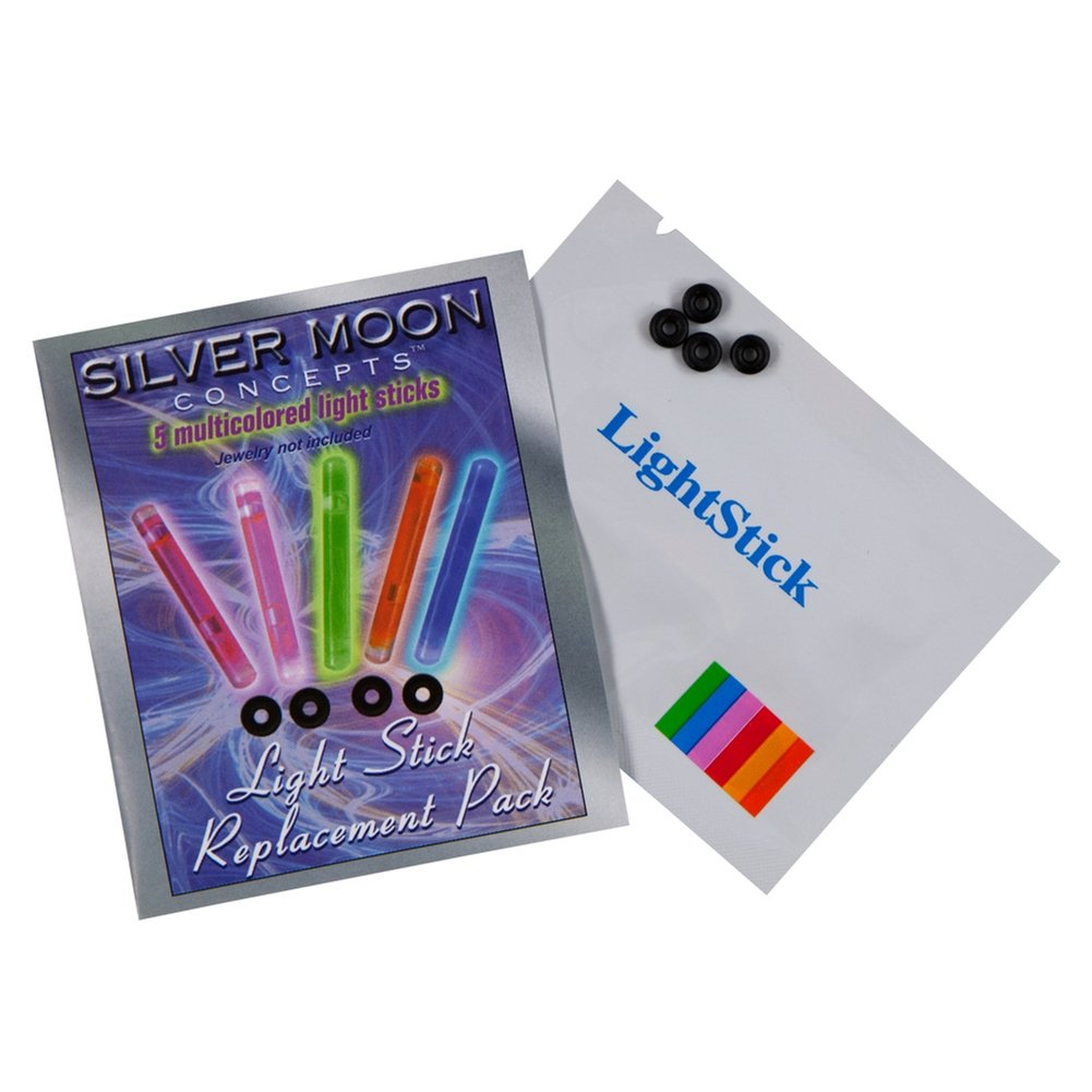 Replacement Barbell Glow Sticks - 5 Pack