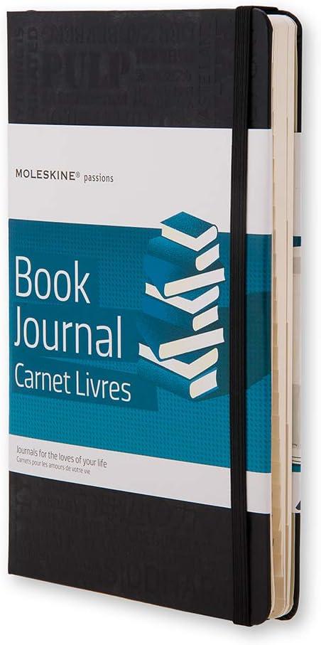 Amazon.com: Moleskine Passion Journal - Libro, grande, tapa ...