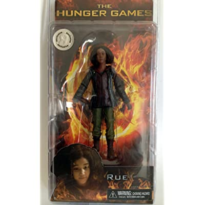 The Hunger Games Rue 7 inch Action Figure - Exclusive: Toys & Games