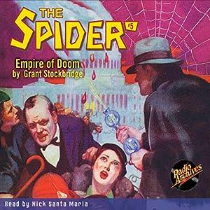 Spider #5 February 1934 Audiobook