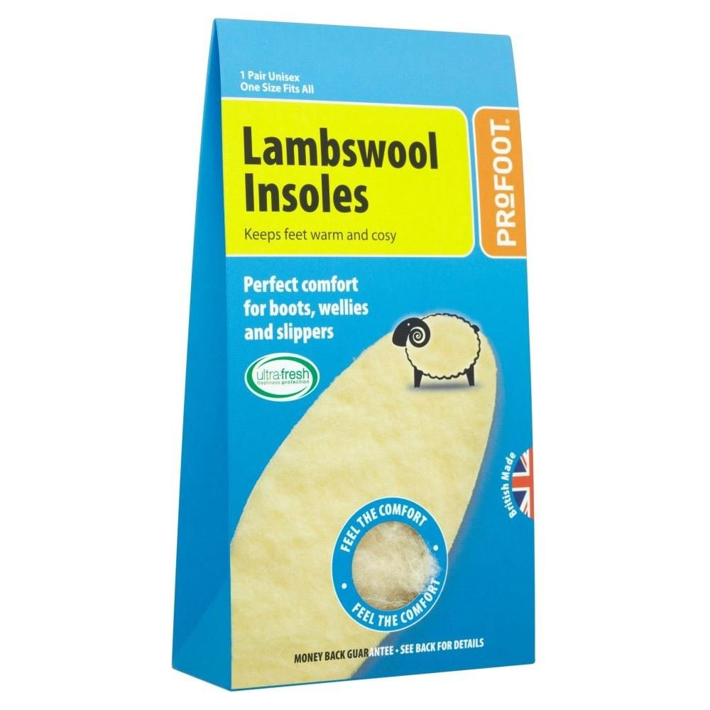 Profoot Lambswool Insole - Pack of 6