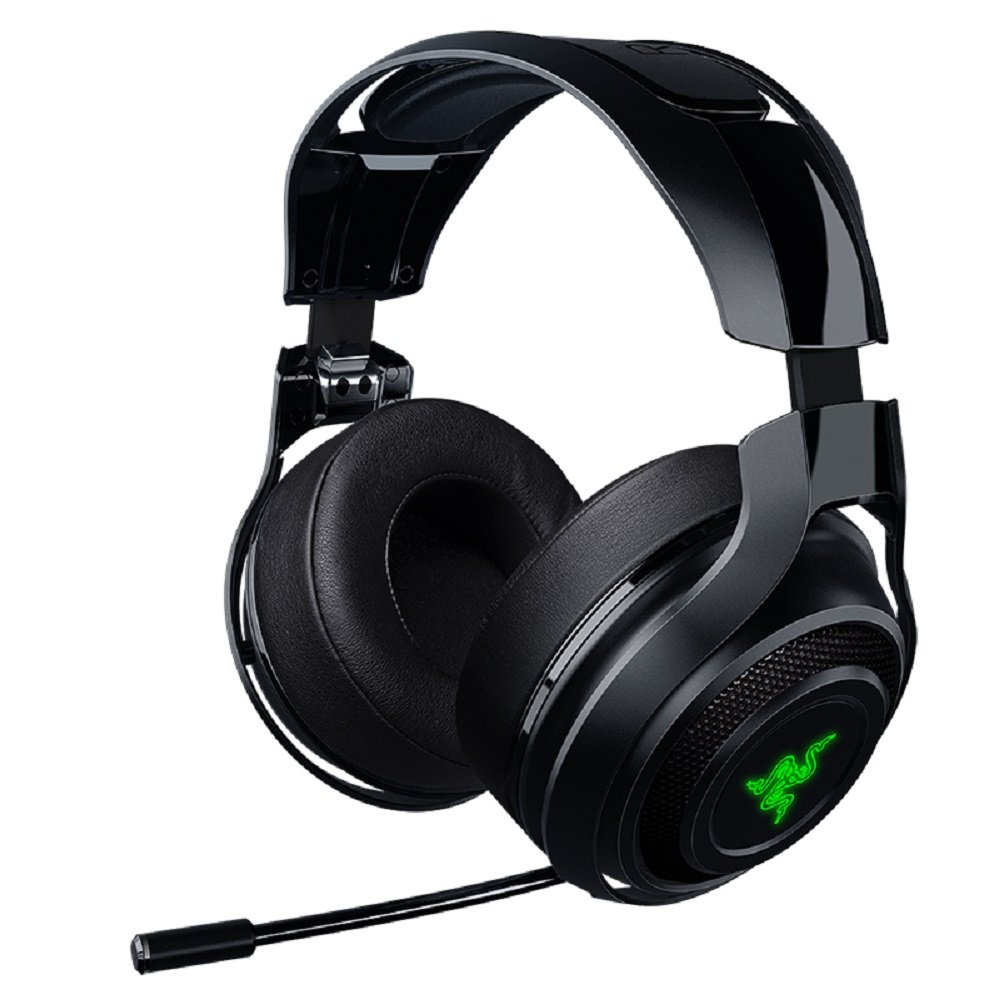 Razer Sound Wireless Surround Gaming Headset ''ManO'War''【Japan Domestic genuine products】 by Unknown (Image #1)