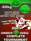 ADCC Championship 2001 UNDER 88KG Tournament