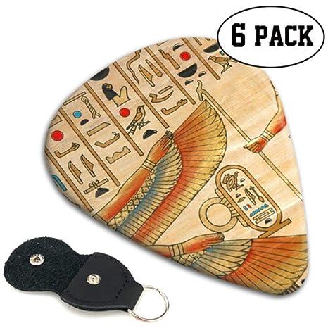 Elementos de papiro Historia antigua egipcia Calidad Púas de ...