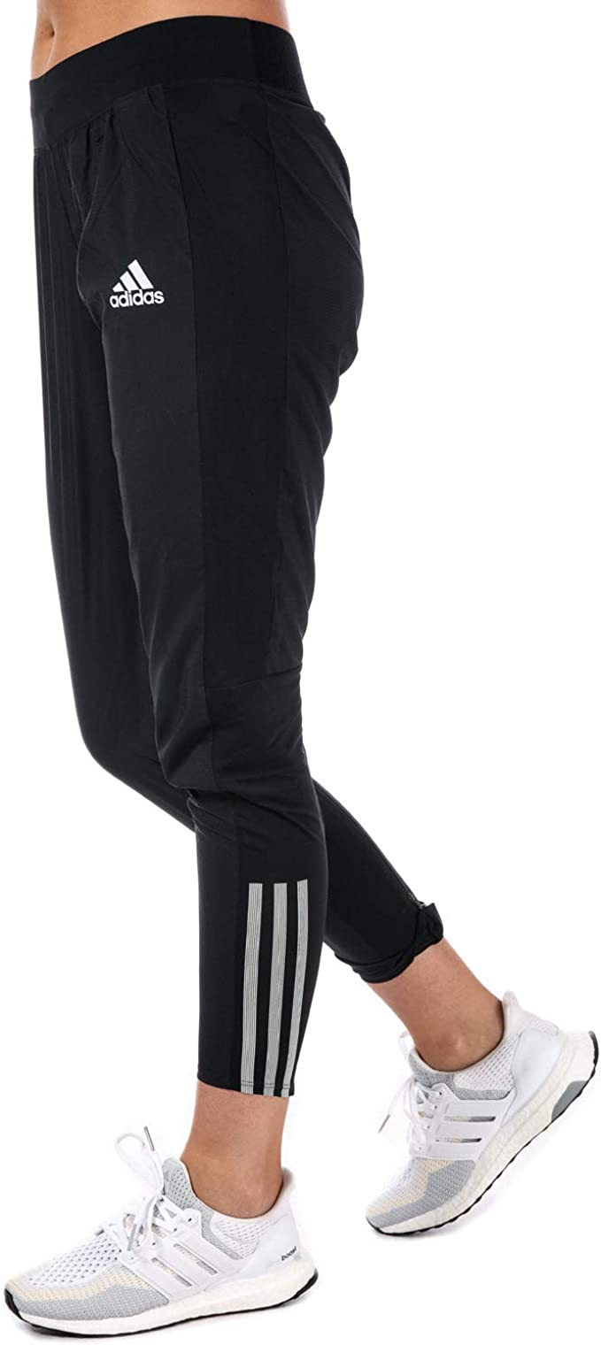 adidas Adizero Womens Track Pants - Black-XS: Amazon.es: Ropa ...