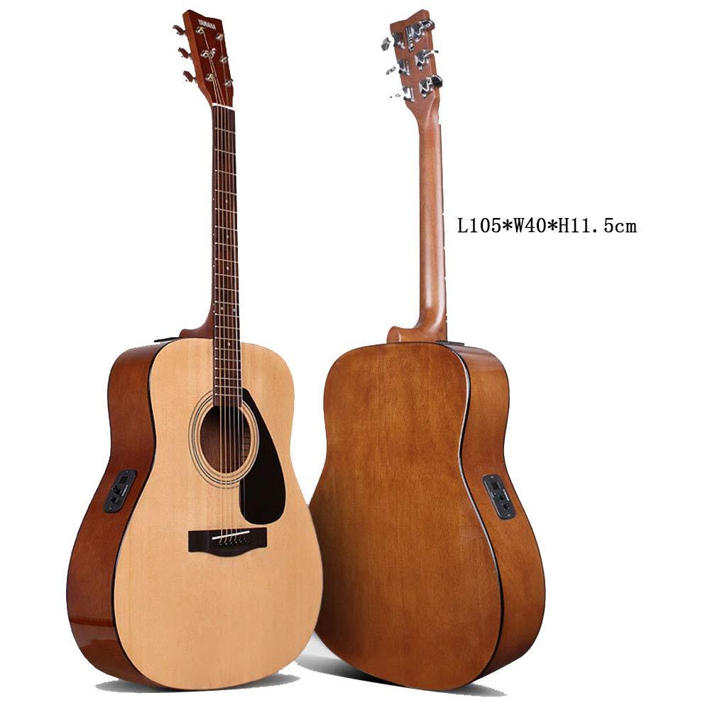CL-jita De Madera balada Guitarra Caja electrica Sintonizador con ...