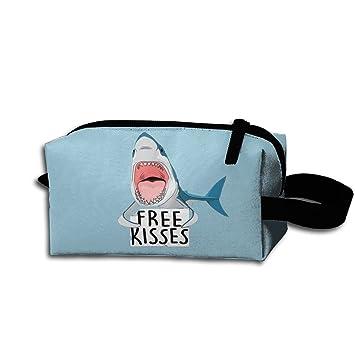 Unisex Bolsos tiburón te dará una libre Kiss bolsas de viaje ...