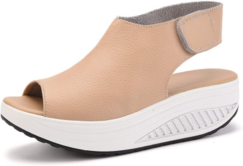 Theoutgoing sandal Platform Wedges
