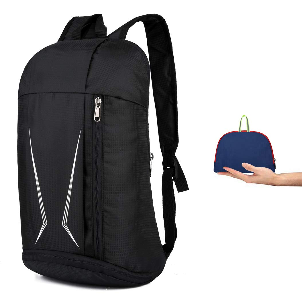 Unisex Ultralight Packable Daypack 16L Water Resistant Foldable Backpack for Travel Camping Outdoor