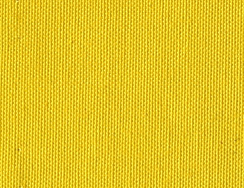 Yellow Cotton Duck - 10 oz Cotton Duck Single Fill (Yellow)