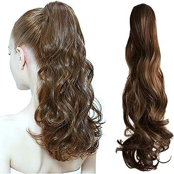 capelli lunghi coda