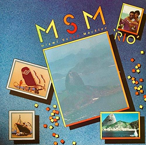 Miami Sound machine, Pepeu Gomes, Emilio Estefan, Gloria Estefan - rio LP - Amazon.com Music