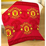 Man Utd Fleece Blanket