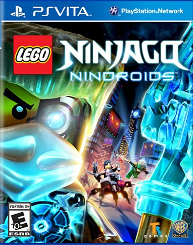 LEGO Ninjago Nindroids - PlayStation Vita by Warner Home Video - Games