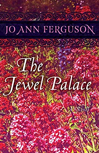 book cover of The Jewel Palace