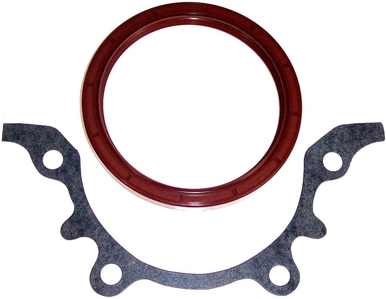 DNJ Rear Main Seal RM490 For 86-14 Mazda U//K Naturally Aspirated SOHC Ford Turbocharged designation MZR Mercury 1.3L-1.8L L4 DOHC Kia