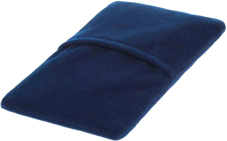 5 piezas de 7,5 cm x 13 cm funda de lana premium adecuada para el paquete de gel caliente Alerion en frío: Amazon.es: Salud y cuidado personal