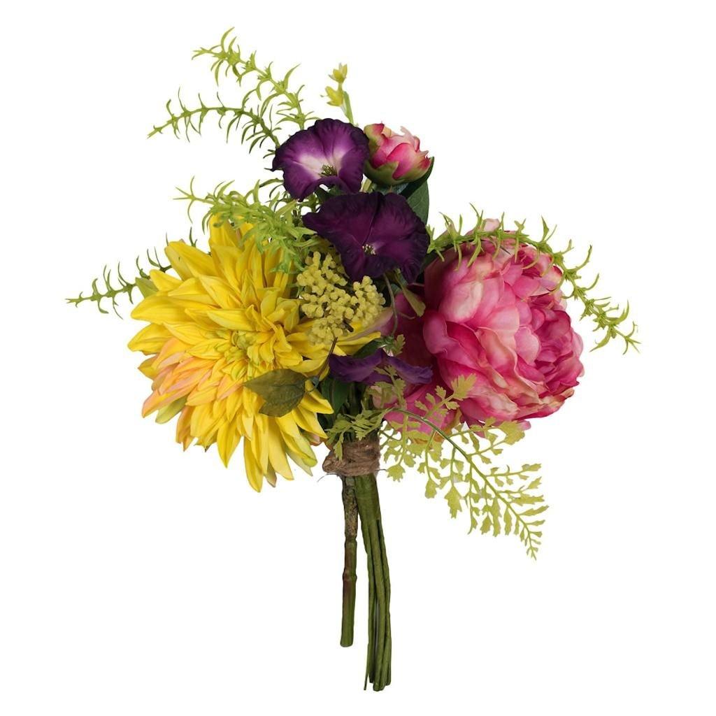 Vickerman F12279 Mixed Peony Everyday Floral