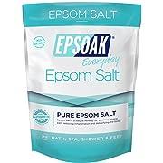 Epsoak Epsom Salt 2 lbs. USP Magnesium Sulfate
