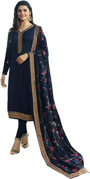 Amazon.com: Delisa Kameez de salwar, de moda, indio ...