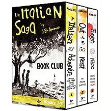 The Italian Saga: Books 1-3 (The Italian Saga Boxed Set Book 1)
