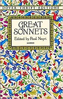 Book Great Sonnets (Dover Thrift Editions) (1994-08-23)