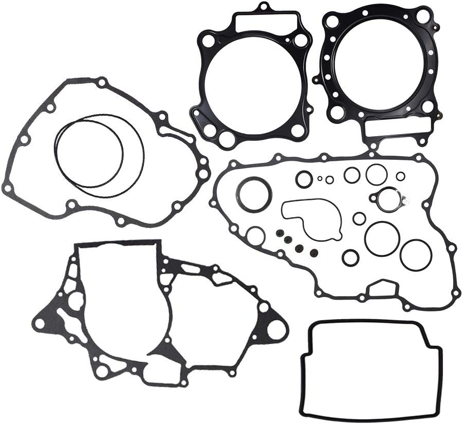 Top End Head Gasket Kit Set HONDA TRX 450R 2006–2009 450ER 2006-2014
