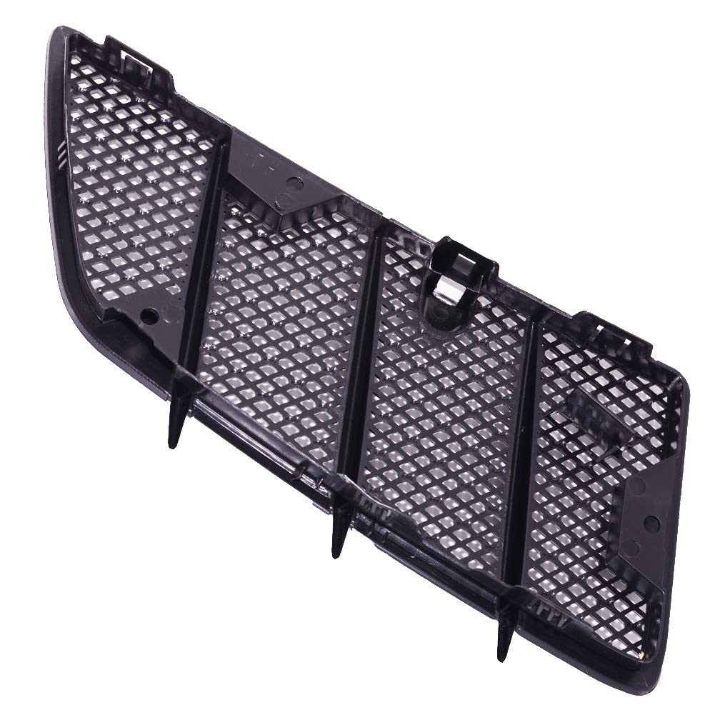 UPSM Hood Air Vent Grill Cover Insert Mesh Left Side 1648804305 Fit for Mercedes Benz W164 ML350 ML550 2009-2011