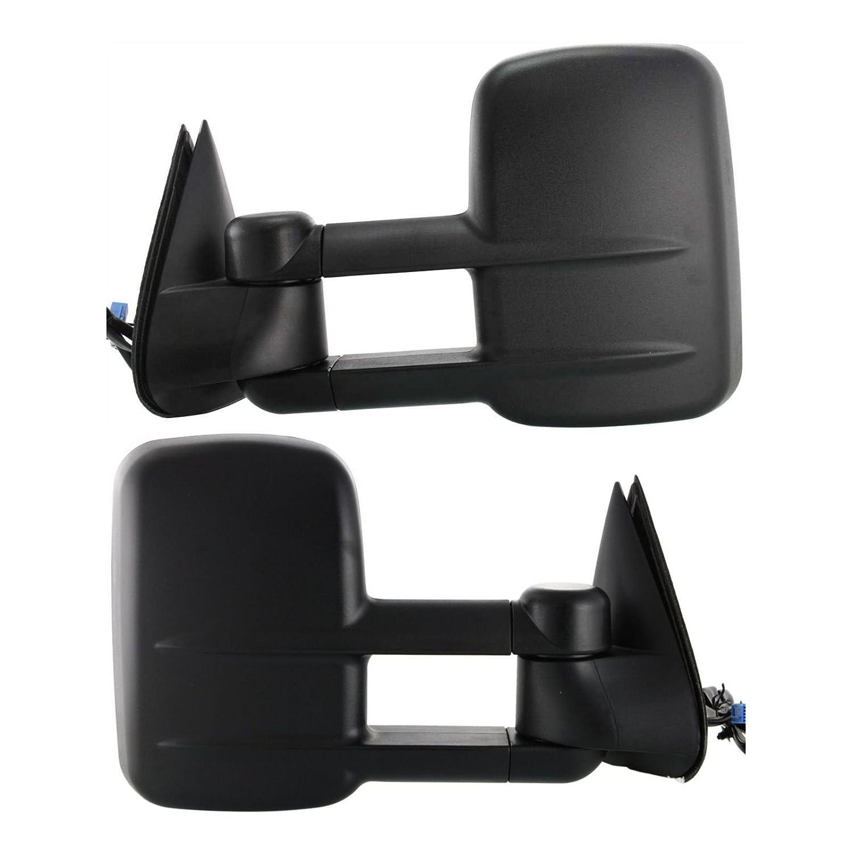 New GM1321410 Right Power Mirror For GMC Sierra HD 1500 2500 3500 2003-2006