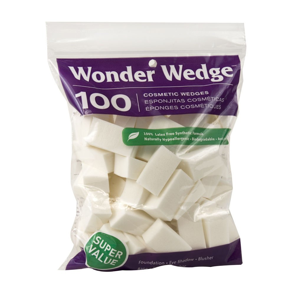 Wonder Wedge Cosmetic Wedge 100's