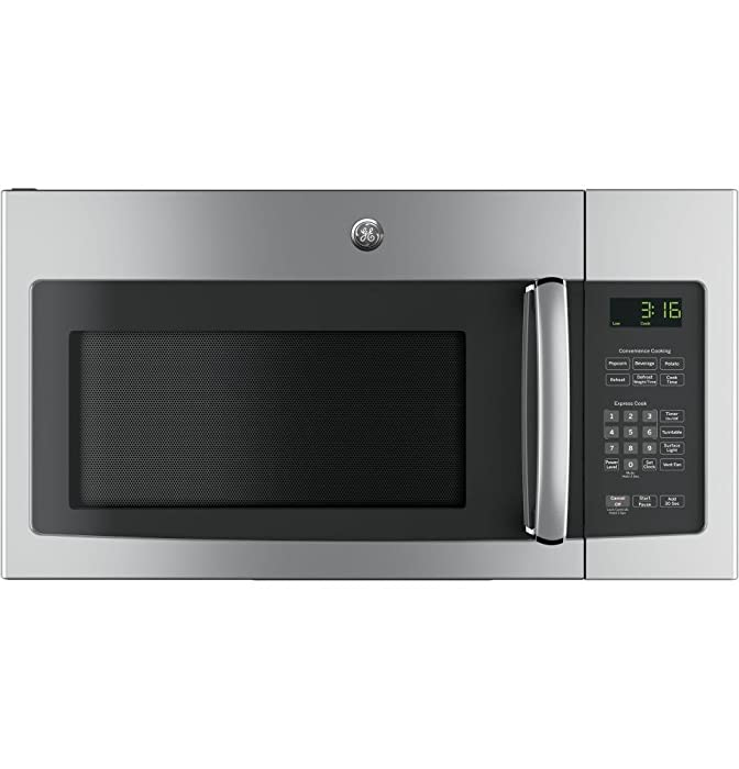 The Best Ge Profie Over The Range Microwave Oven