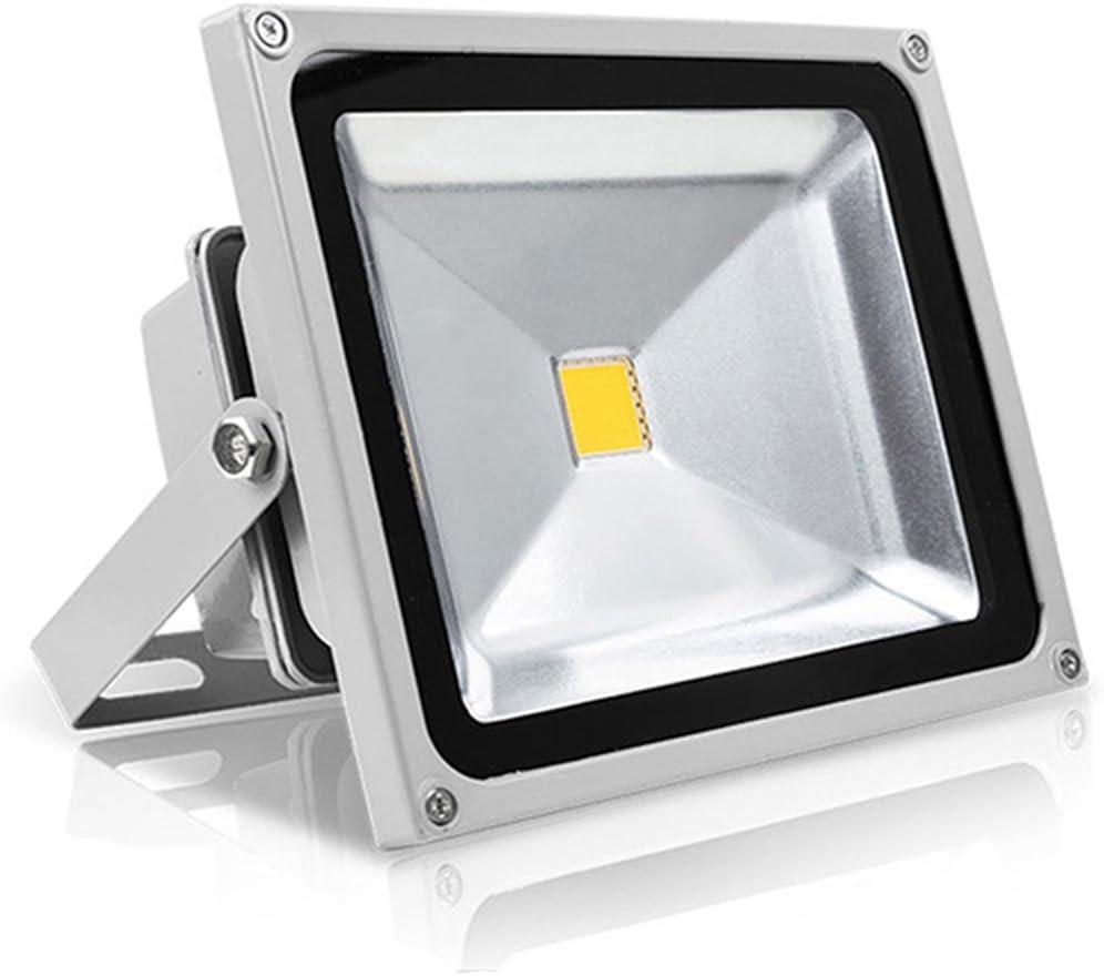 4PCS DC12V 24V Warranty 3 Years 50W LED Flood Light 12V LED Floodlight Outdoor Tunnel Spotlight Bulb Warm White