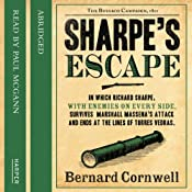 Sharpe's Escape: Sharpe, Book 20 | Bernard Cornwell