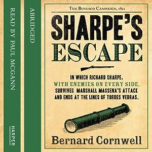 Sharpe's Escape Audiobook