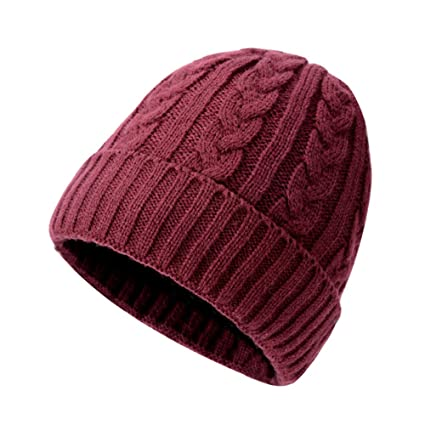 74b6586250ab7 Image Unavailable. Image not available for. Color  DRAGON SONIC Thick Warm  Plush-lined Winter Skull Cap ...