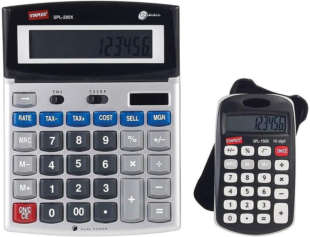 Best 12 digit desktop calculator 2020