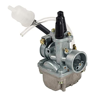 HIFROM(TM Replace New Carburetor Carb FITS Yamaha PW80 PW 80 Y Zinger 1983-2006 Dirt Pit Bike: Garden & Outdoor