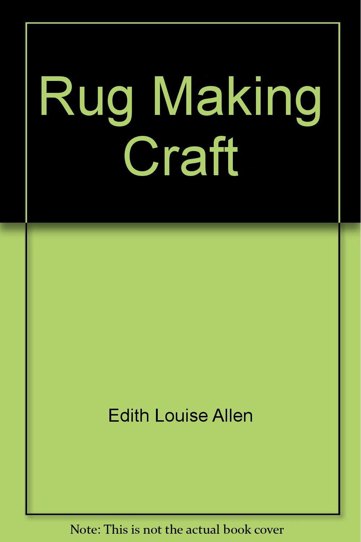 Rug Making Craft