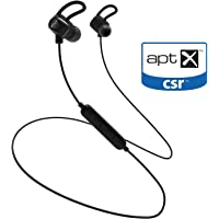 ZeptX In-Ear Wireless Bluetooth Sport Headphones With Mic for Apple Iphone Android phones