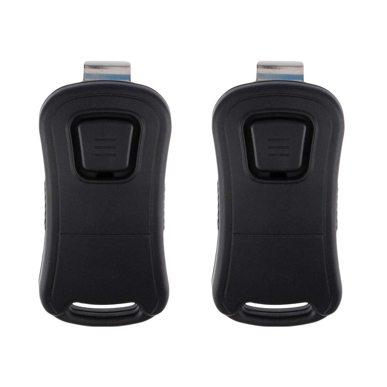 2 Garage Door Remotes for Genie Intellicode (G1T-BX, 38501R)