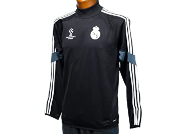 adidas Sudadera Real Madrid Champions Entreno 2014-15  Amazon.es ... e8b9b42bcbdc2