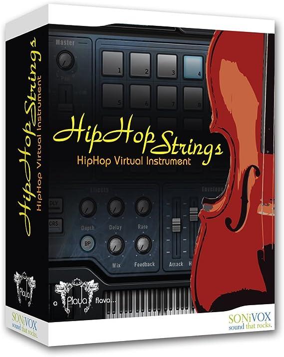 Sonivox Playa Hip Hop - Cuerdas de instrumentos de software ...