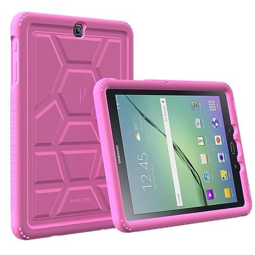 12 opinioni per Custodia Galaxy Tab A 9.7- Custodia PoeticGalaxy Tab A 9.7 [Serie Turtle Skin]-