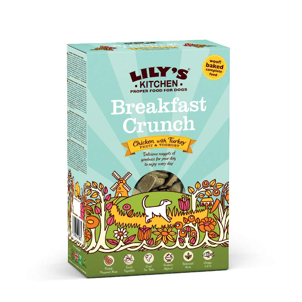 Lily's Kitchen Breakfast Crunch Dry Food for Dogs 800g Lily' s Kitchen TRTAZ11A