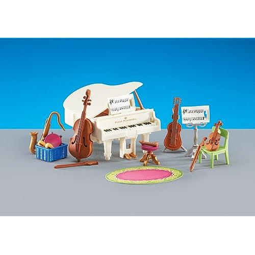 6458 Playmobil Aménagement pour salle de musique sous sachet plastique