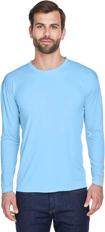 Ultraclub Adult Cool & Dry Performance Interlock T-Shirt