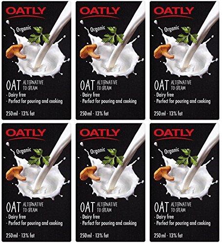 (- Oatly - Oatly Cream | 250ml | BUNDLE by Oatly)